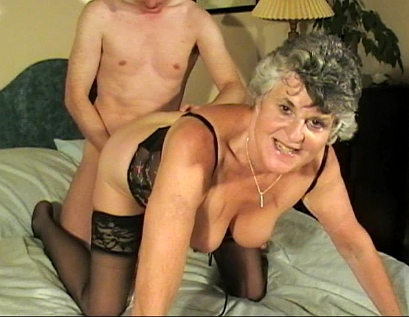 Granny stephanie porn, video of pain to beauty